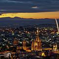The Beautiful Spanish Colonial City Of San Miguel De Allende, Mexico by Sam Antonio Photography