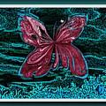 The Beauty Of A Butterfly's Spirit by Debra Lynch