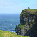 The Beauty Of Ire'land's Cliff's Of Moher In County Clare by DejaVu Designs