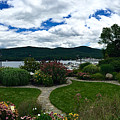 The Beauty Of Lake George by Patrick Byrnes