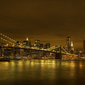 The Beauty Of Manhattan by Andreas Freund