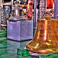The Bell Tolls by Francisco Colon