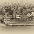The Belle Of Louisville by Jim Simpson