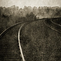 The Bend 4116 Bw_2 by Steven Ward