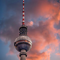 The Berlin Radio Tower by Endre Balogh
