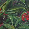 The Berries On Guanella Pass by Hunter Jay