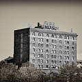 The Bethlehem Hotel by Bill Cannon