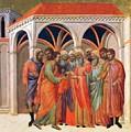 The Betrayal Of Judas 1311 by Duccio