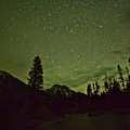 The Big Dipper Over Mount Moran by Don Mercer