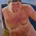 The Big Finn by Jan Rapp