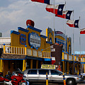 The Big Texan In Amarillo by Susanne Van Hulst
