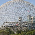 The Biosphere  Ile Sainte-helene Montreal Quebec by Reb Frost