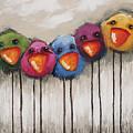 The Birds by Lucia Stewart