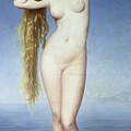 The Birth Of Venus by Eugene Emmanuel Amaury Duval