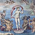 The Birth Of Venus by Giorgio Vasari