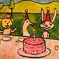 The Birthday Party by David Lovins