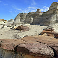 The Bisti Badlands - New Mexico - Landscape by Jason Politte