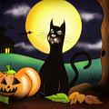 The Black Cat by Alessandro Della Pietra