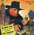 The Shadow The Black Circle by Conde Nast