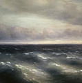 The Black Sea by Ivan Aivazovsky