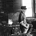 The Blacksmith  by Ricky L Jones