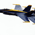 the Blue Angels leads the diamond in the Echelon by Celestial Images