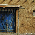 The Blue Door by Christo Christov