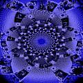 The Blue End by ThiART ThiART