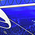 The Blue Ferry by HazelPhoto