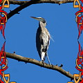 The Blue Heron Claimed He Was Framed by Ben Upham III