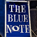 The Blue Note - Bourbon Street by Bill Cannon