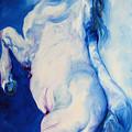 The Blue Roan by Marcia Baldwin