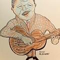 The Blues Man  by Al Elumn