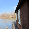 The Boat House by Katherine W Morse