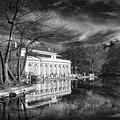 The Boathouse Of Prospect Park by Jessica Jenney