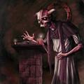 The Bone Priest by Logan Chitwood