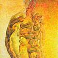 The Bonfire by Joaquin Abella
