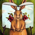 The Book Of Secrets 4-the Rabbit Story by Leah Saulnier The Painting Maniac