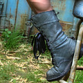 The Boot  by Steven Digman