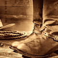 The Boots by American West Legend By Olivier Le Queinec