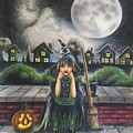 The Bored Little Witch by Scarlett Royal