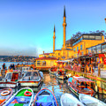 The Bosphorus Istanbul by David Pyatt