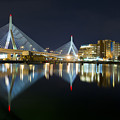 The Boston Bridge by Shane Psaltis