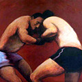 The Boxers by James LeGros