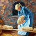 The Breadbaker by Pauline Ross