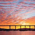 The Break Of Dawn In Coronado by Jeremy McKay