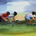 The Breakaway by Shirley  Peters