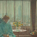 The Breakfast Room, Winter Morning, 1911  by Childe Hassam