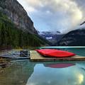 The Breathtakingly Beautiful Lake Louise IIi by Wayne Moran