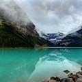 The Breathtakingly Beautiful Lake Louise Vi by Wayne Moran